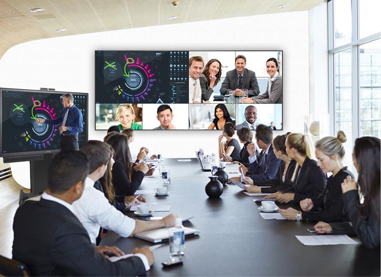 Soluciones para centros de comunicación