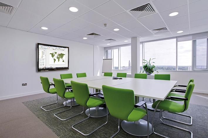 Soluciones para despachos y directorios