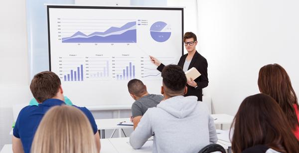 Soluciones para salas de formación