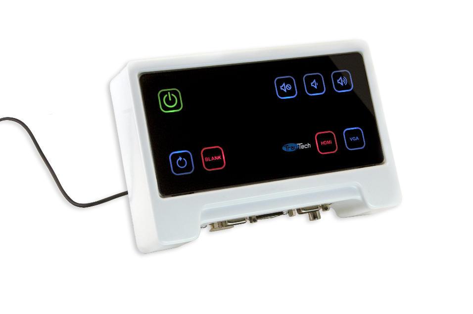 Automatización de salas audiovisuales