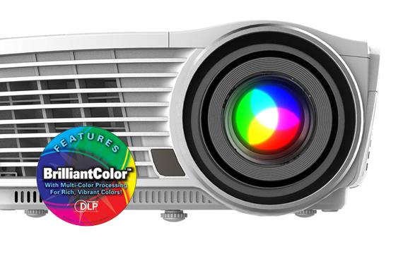 Proyectores Brillant Color