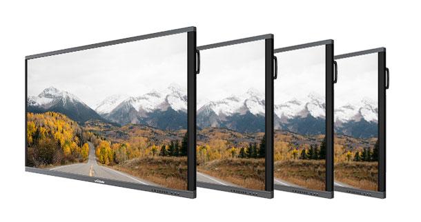 Monitores Touch de gran formato