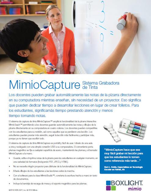 MimioCapture