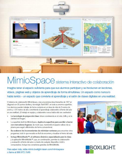 MimioSpace