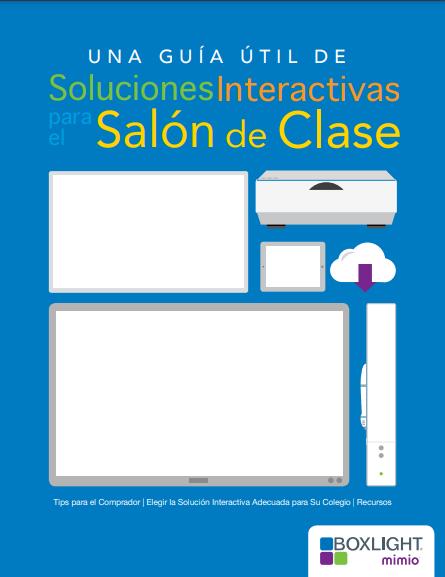 Brochure La Mejor Forma de Aprender