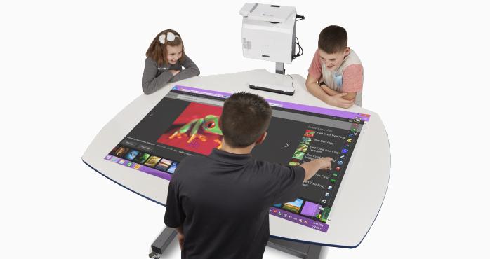 Boxlight Classroom - Deskboard Rainier