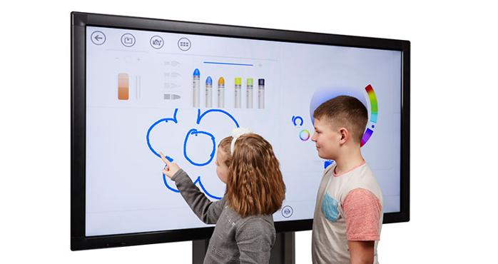 Boxlight Classroom - Monitor Interactivo Procolor