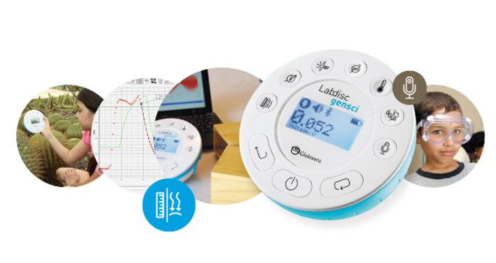 Sensores de Ciencias Generales Labdisc