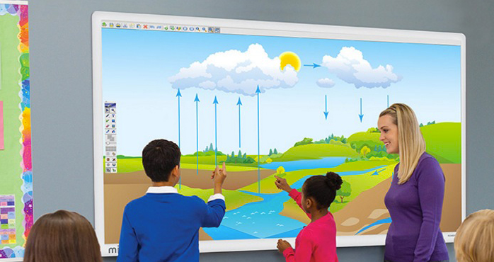 Boxlight Classroom - Monitor Procolor