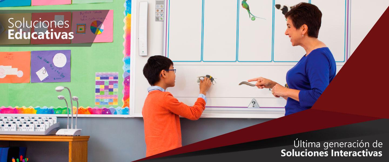 Soluciones Educativas: Última Generación de Tecnología Interactiva