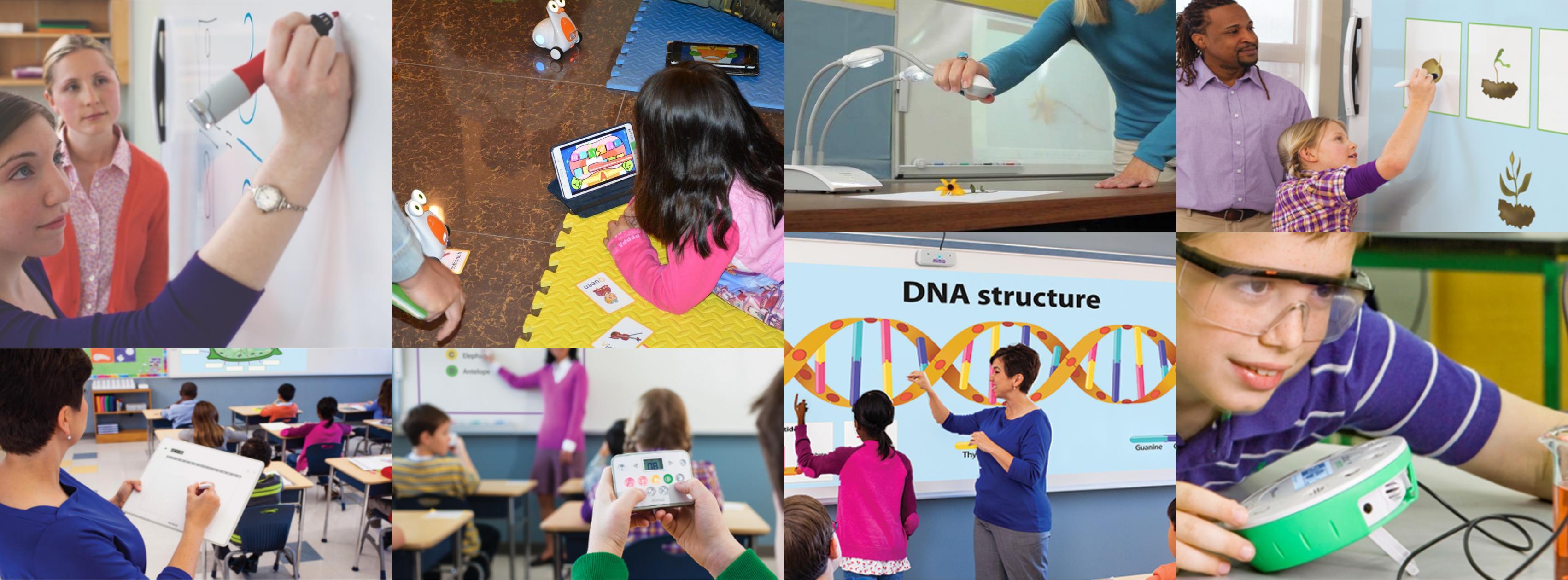 Tecnología Educativa, Aulas Interactivas, Laboratorios de Ciencia y Robótica Educativa