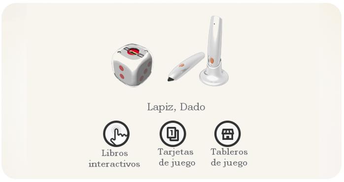 Albert Smart Robot Accesorios