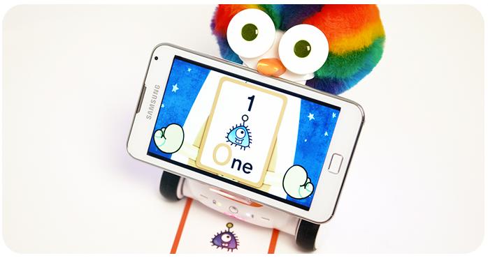 Albert Smart Robot Cartas