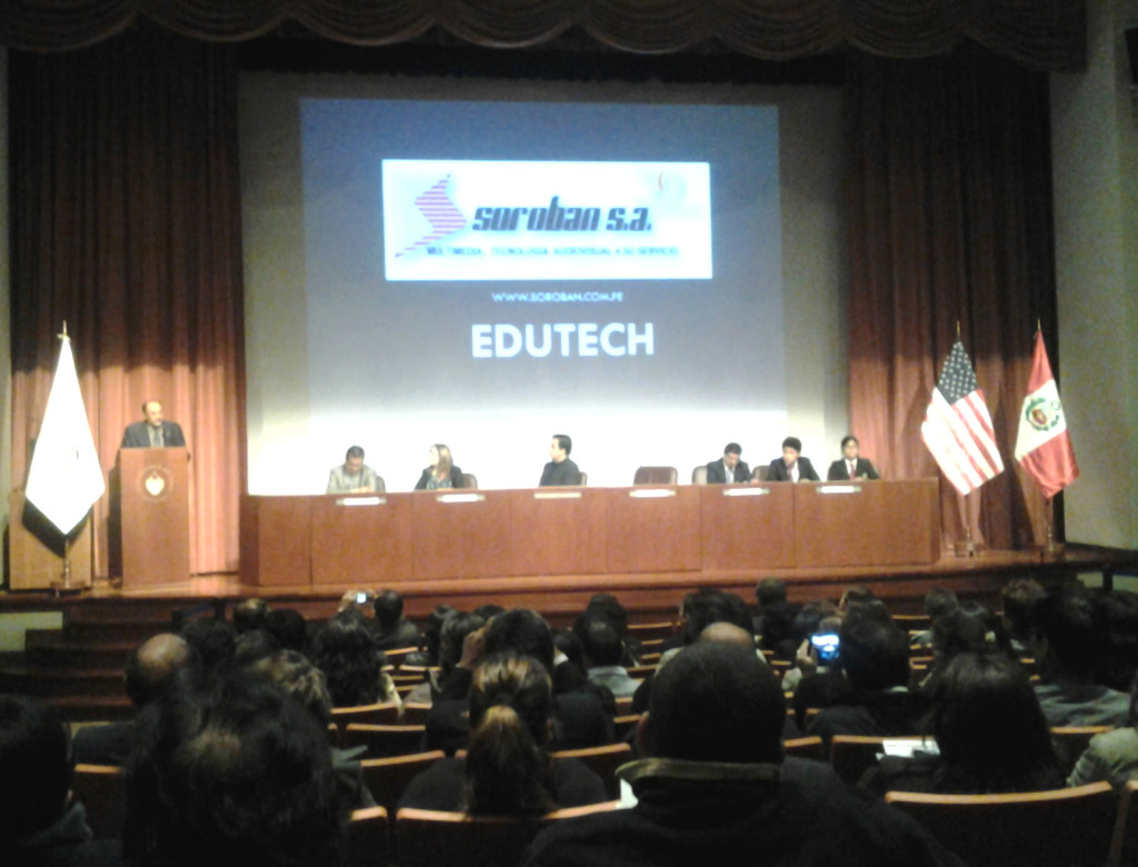 EDUTECH - Presentación por SOROBAN S.A.