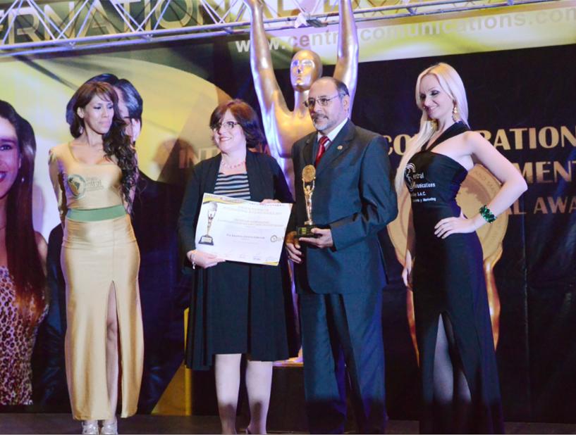 Internation Business Awards 2013