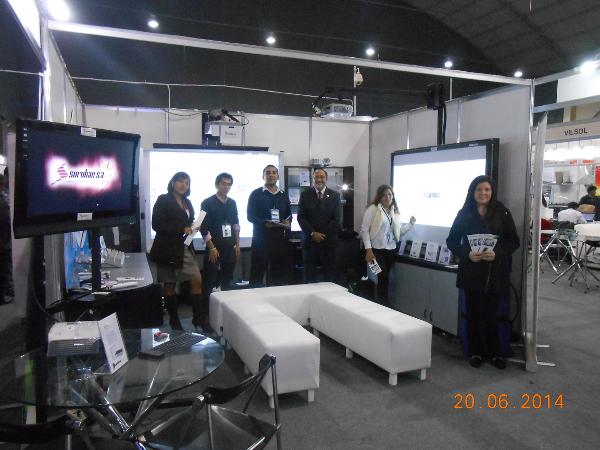 SOROBAN en el EXPOTIC 2014 – Tercera Feria Internacional de Tecnología, Informática y Comunicaciones