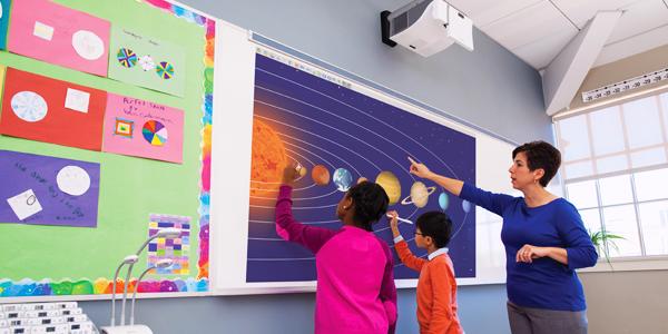 Como crear un aula digital interactiva… en una hora.