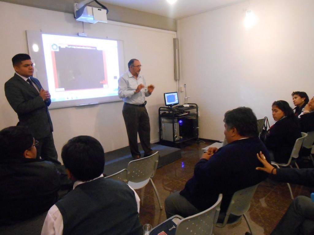 Taller de Actualización Tecnológica – Aulas Multimedia 2.0