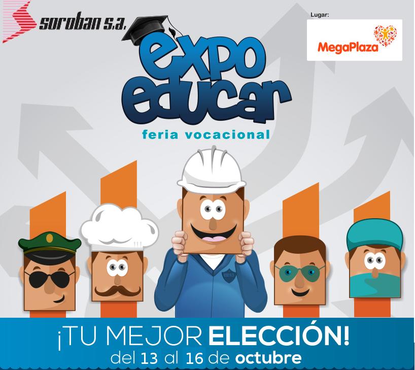 EXPOEDUCAR 2015 – Feria Educativa / Vocacional