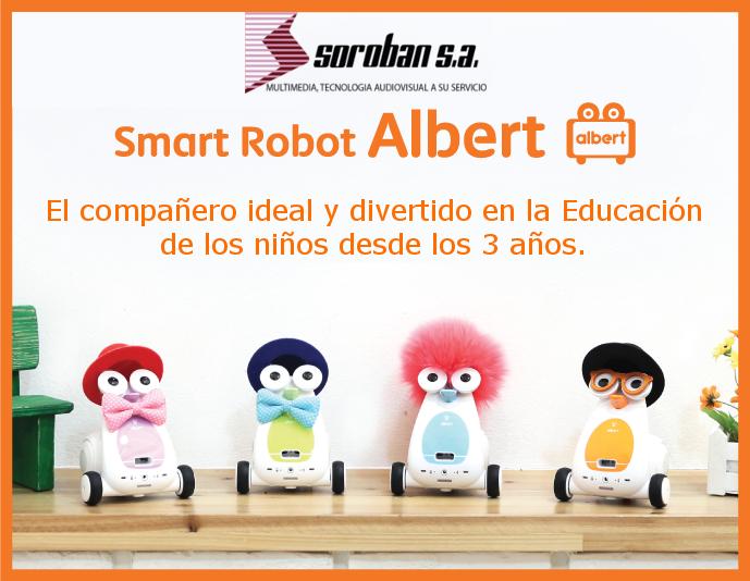 Albert Smart Robot y su Propuesta Pedagógica en el Perú