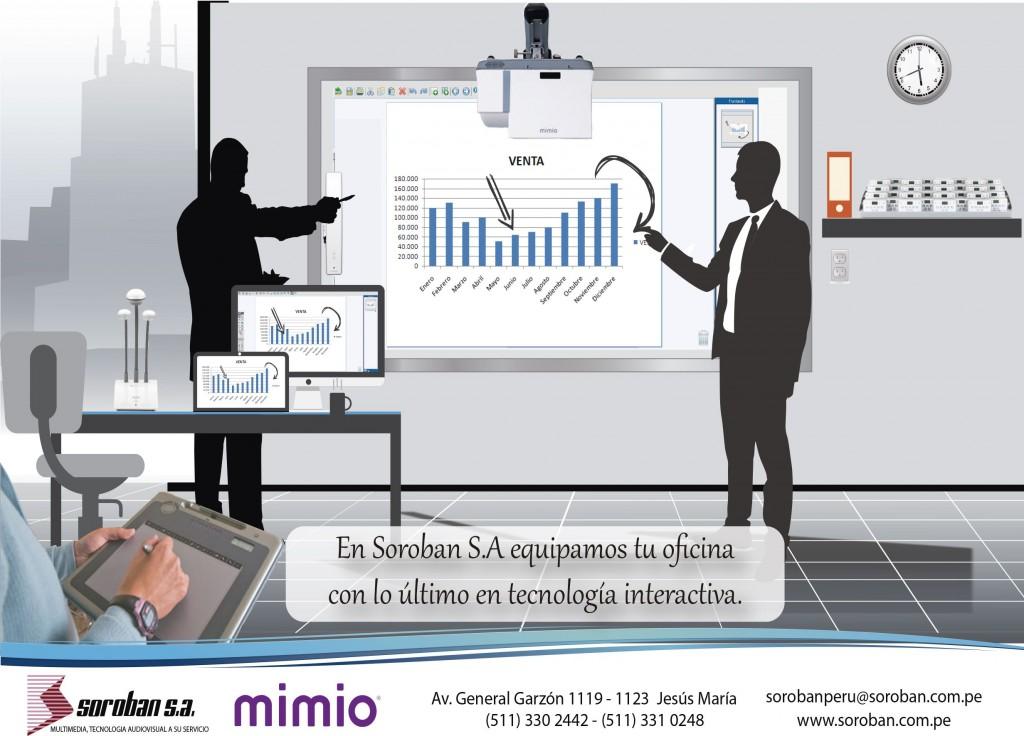 Oficinas Interactivas – Implementa Tu Oficina con lo Último en TecnologíaInteractiva
