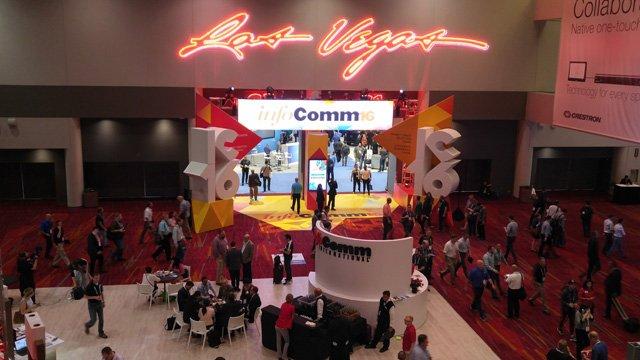 SOROBAN en el Infocomm 2016 – Las Vegas