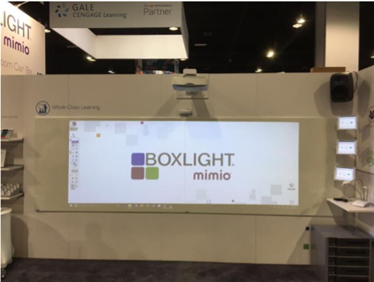 """Boxlight Mimio gana premio """"Best in Show"""" en Tech & Learning  ISTE 2016 por tercer año consecutivo"""