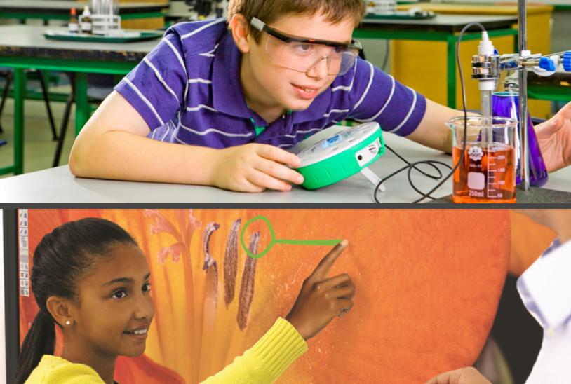 Boxlight Mimio: Crear una aula innovadora es más fácil de lo que imagina.