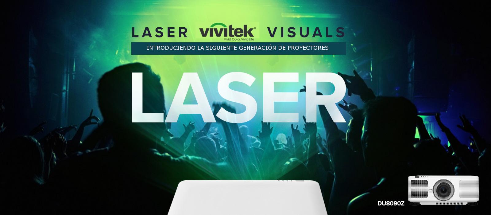 Vivitek DU8090Z | DU7090Z: La Siguiente Generación de Proyectores Multimedia