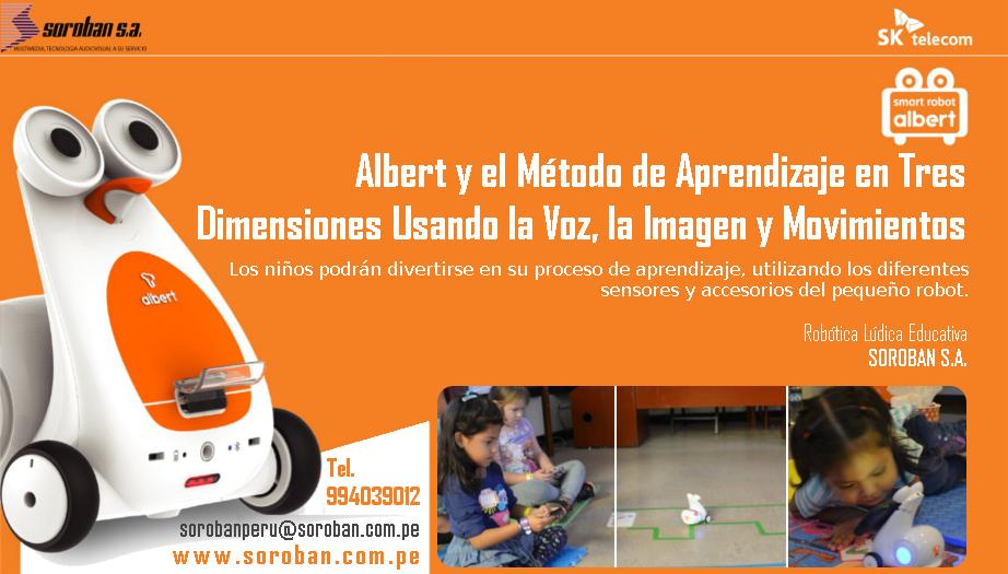Robótica Lúdica Educativa: El Aprendizaje en Tres Dimensiones Usando la Voz, la Imagen y Movimientos