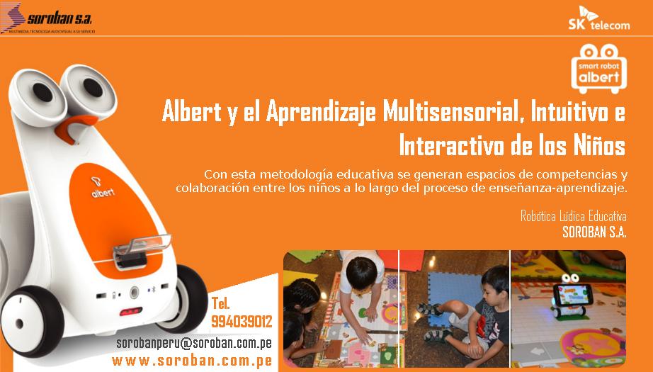 Robótica Lúdica Educativa: El Aprendizaje Mutisensorial, Intuitivo e Interactivo de los Niños