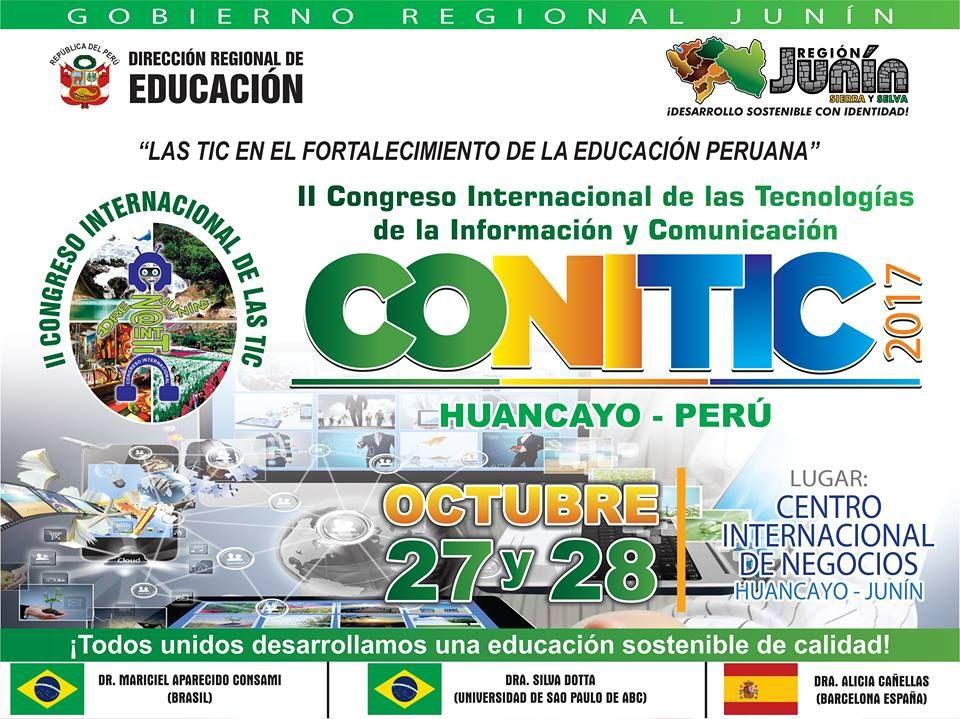 CONITIC 2017 – II Congreso Internacional De Tecnología De La Información y Comunicación