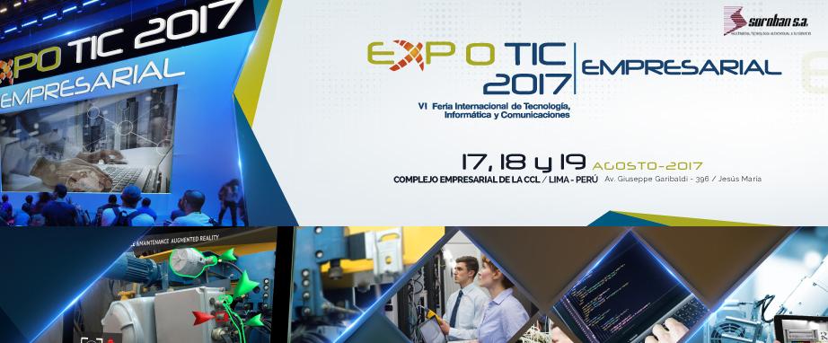 EXPOTIC 2017  – VI Feria Internacional de Tecnología, Informática y Comunicación