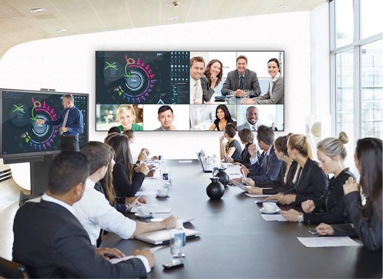Centros de Comunicación: Soluciones de audio, video y conectividad
