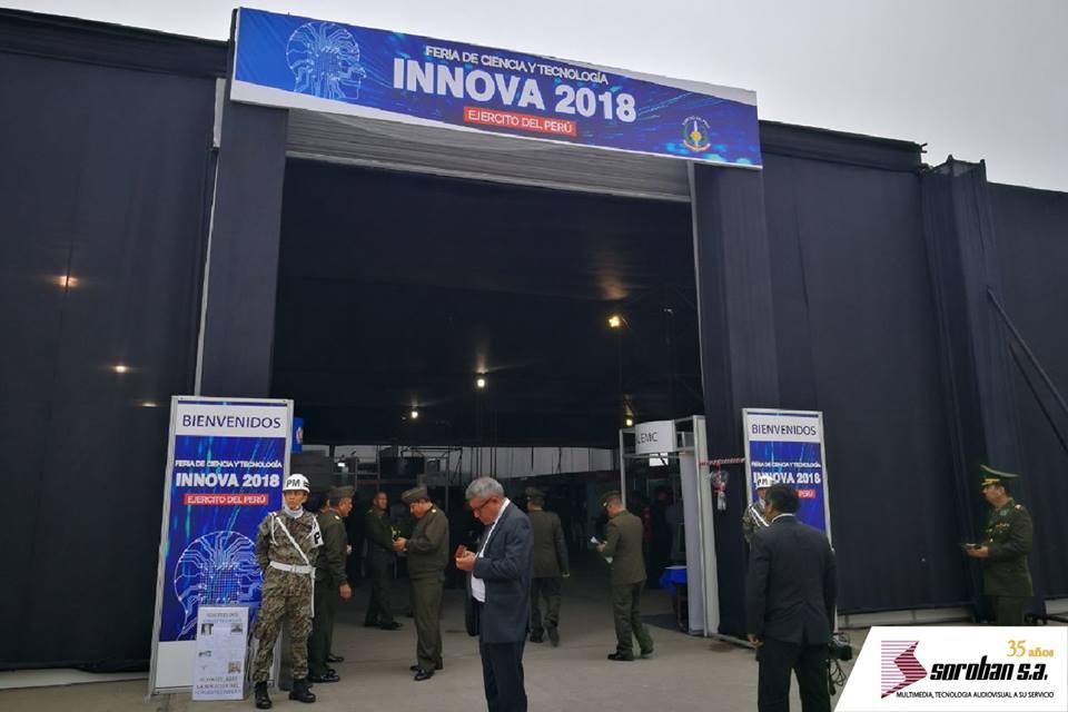 Feria Innova Ejercito 2018