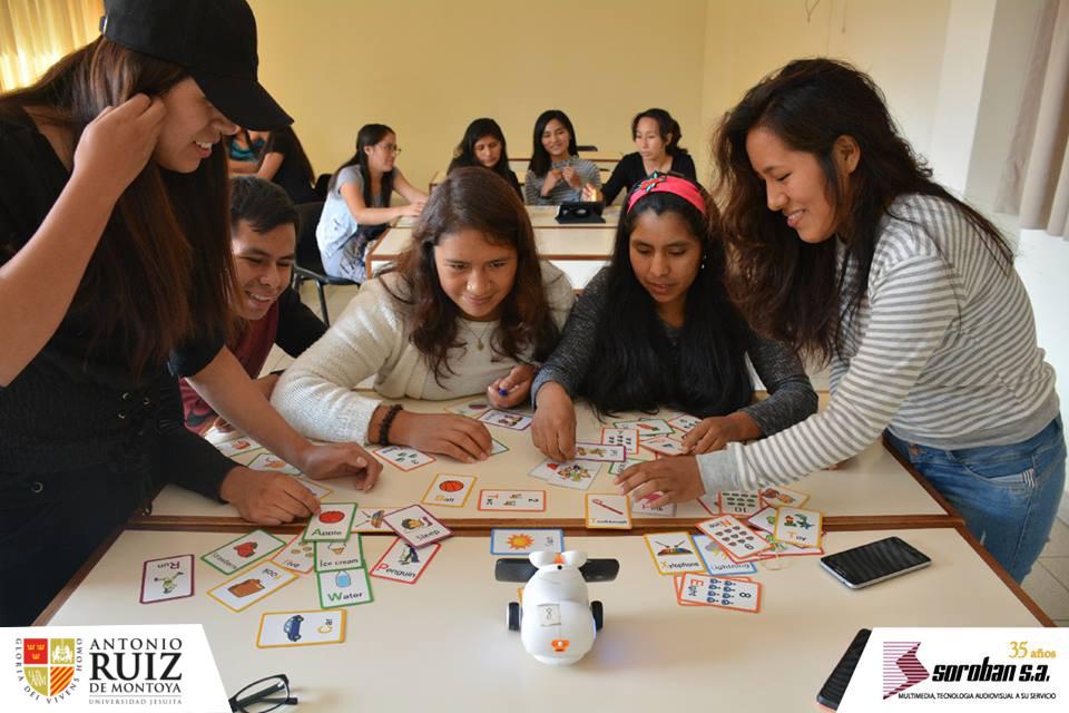 Curso de Actualización en Tecnologías Educativas en la Universidad Antonio Ruiz de Montoya