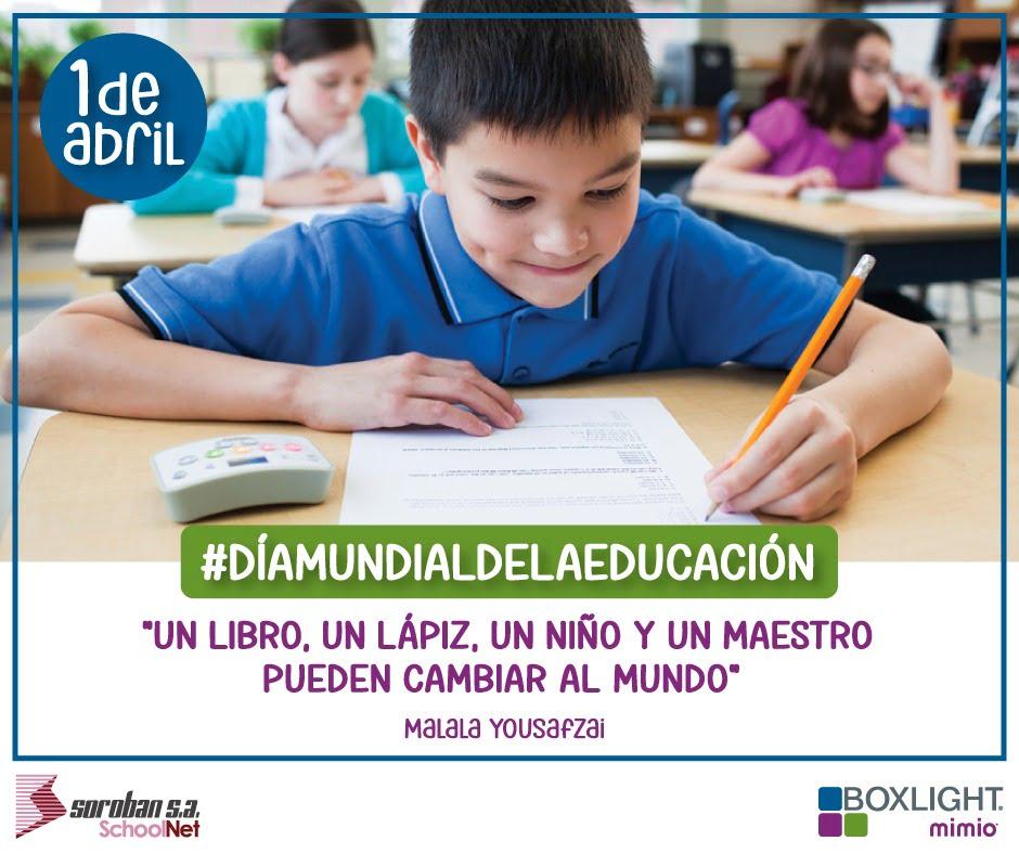 Día Mundial de la Educación 2019