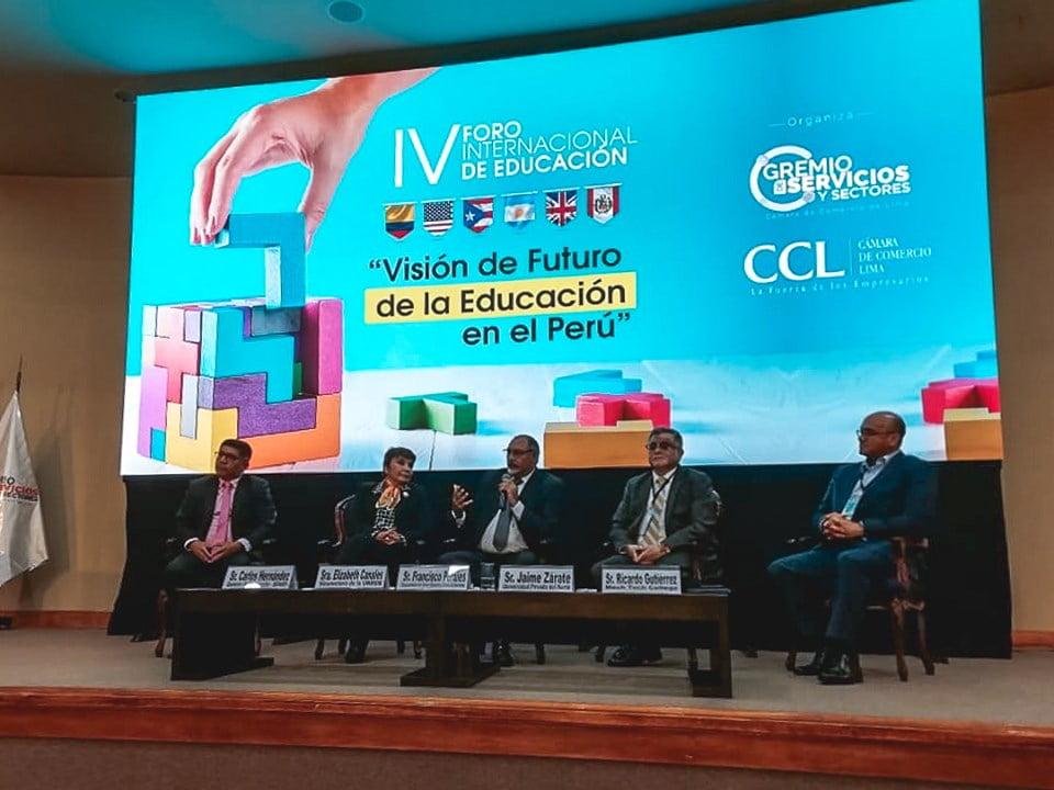 IV FORO INTERNACIONAL DE EDUCACIÓN
