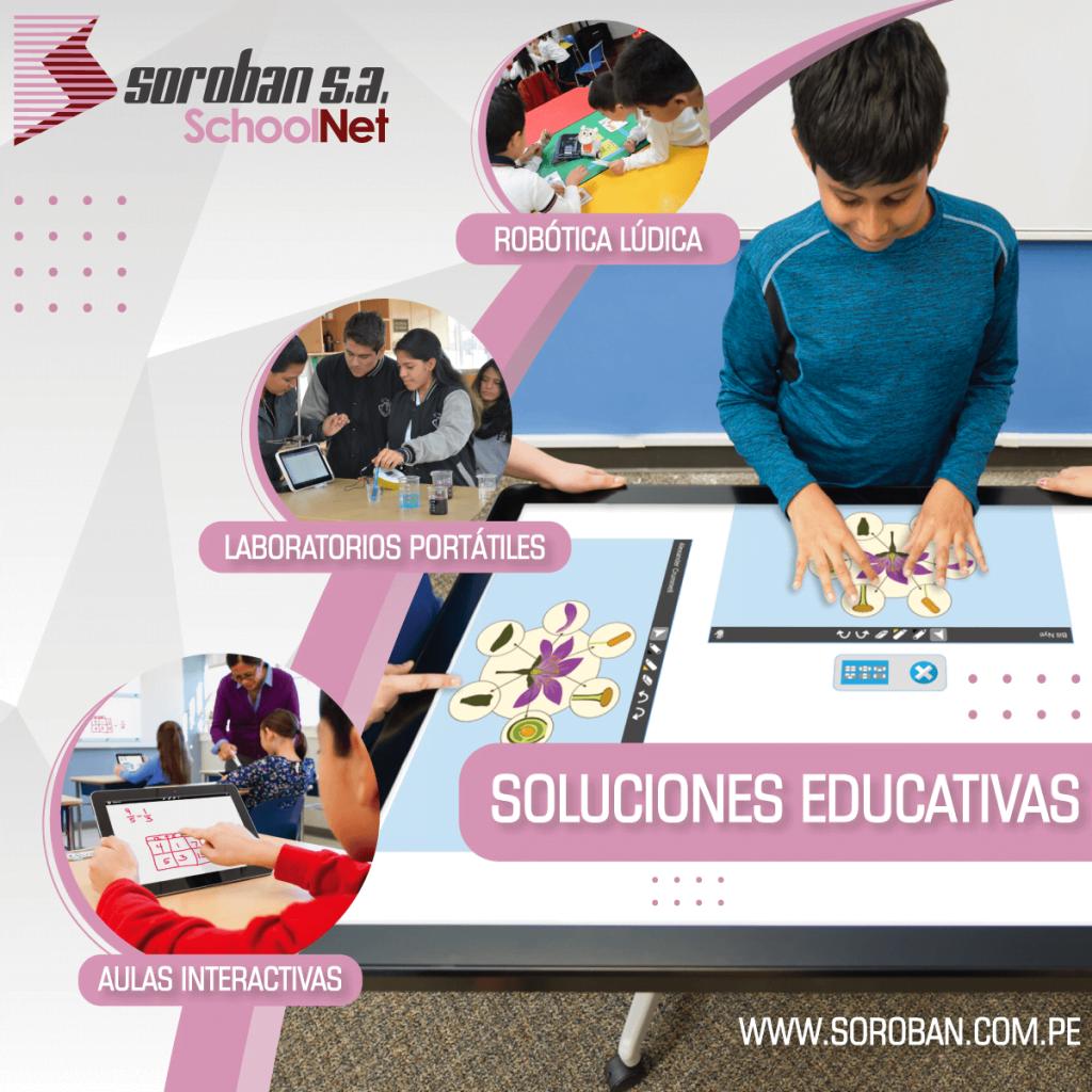 Soluciones Educativas SOROBAN SCHOOLNET