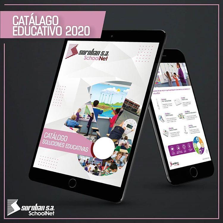 Soroban SchoolNet – Catalálogo de Soluciones Educativas 2020