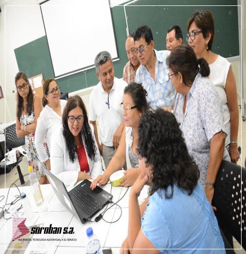 Caso de éxito: Labdisc en Colegio Emblemático del Perú