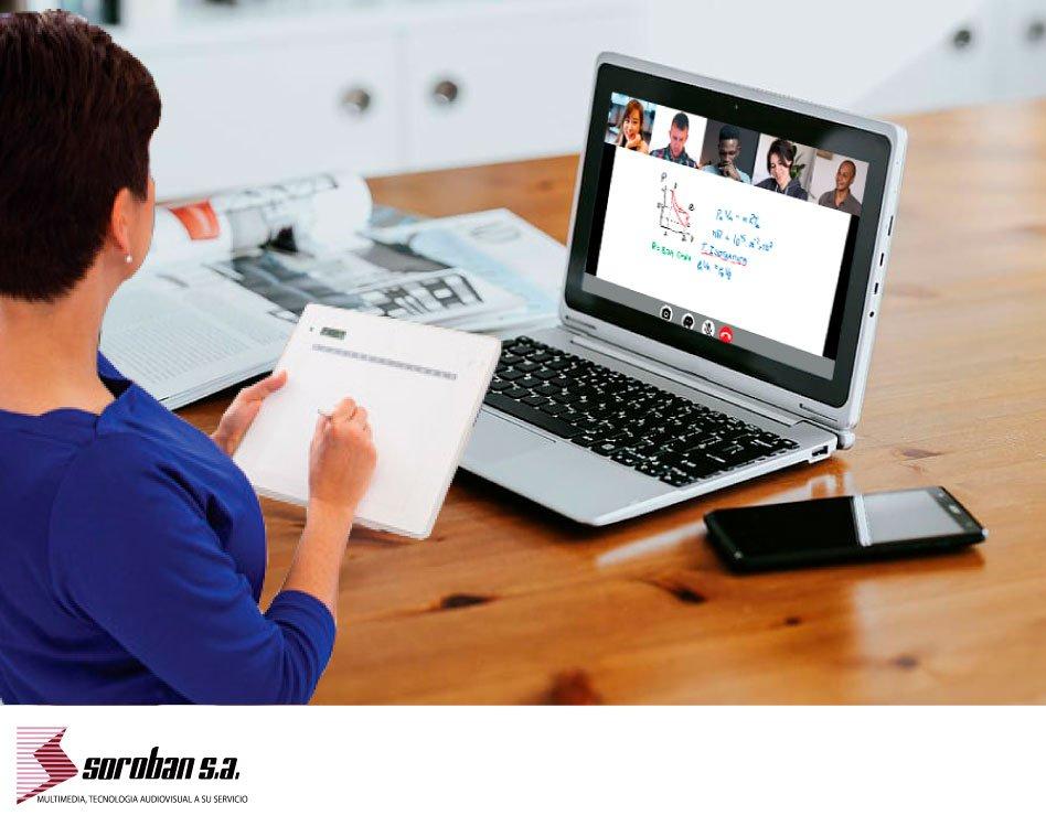 Realiza Clases virtuales vivenciales y entretenidas