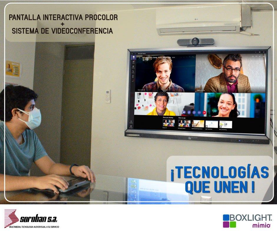 ¡Tecnologías que unen!