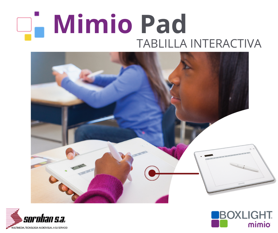 Tablilla Interactiva MimioPad