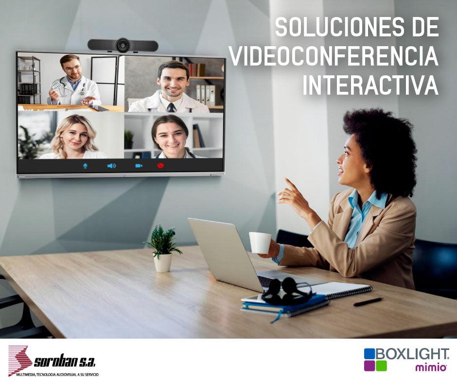 Soluciones de Videoconferencia Interactiva